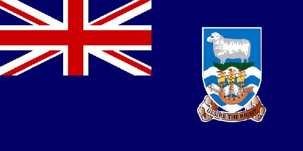 Falkland Islands ce3bkn radioaficionado chileno