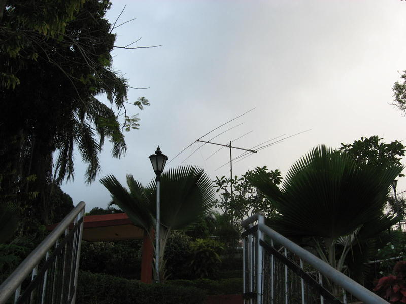 Force 12 C3S Antenna @ VU4PB