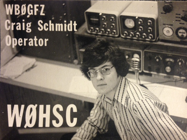 From NDSU's club station. Mid 70's