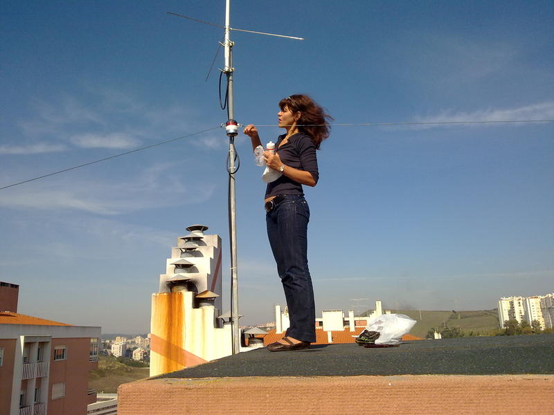 Antenna Maintenance