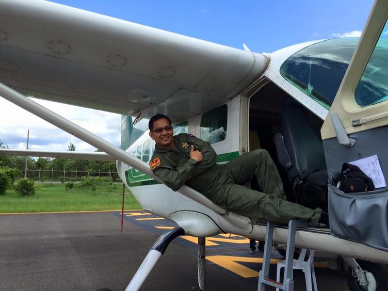 Cessna Grand Caravan with APRS [E20EHQ-11]
