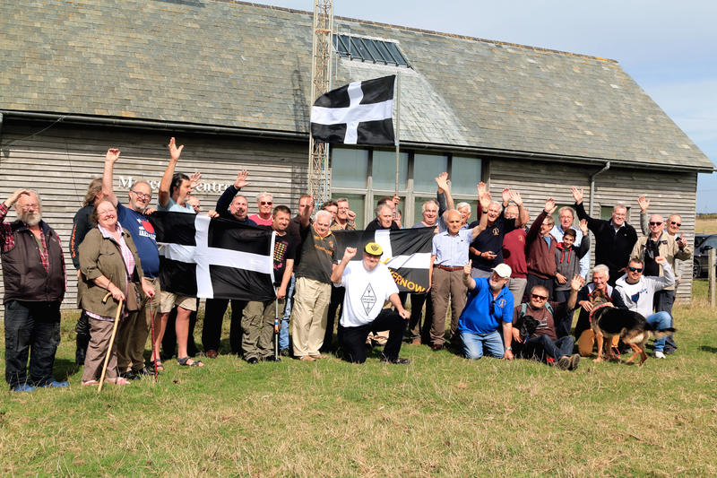 Happy K for Kernow owners gather at Poldhu