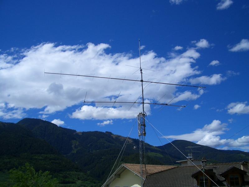 Antenna 50 - 144