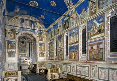 Padova - Cappella degli Scrovegni - Giotto