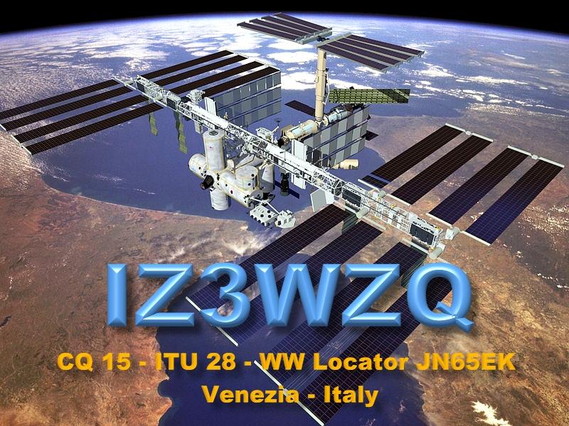 IZ3WZQ ISS