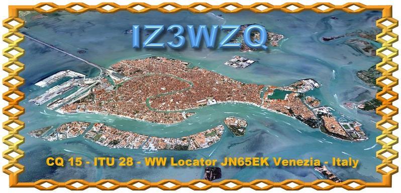 IZ3WZQ Venezia