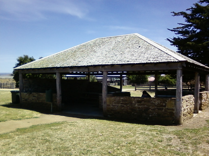 the drovers hut