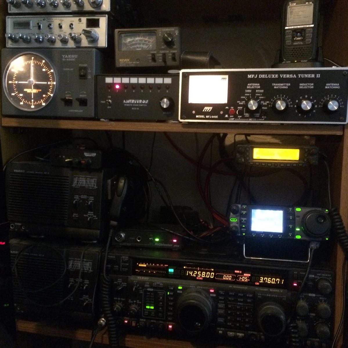 My Radio equipment