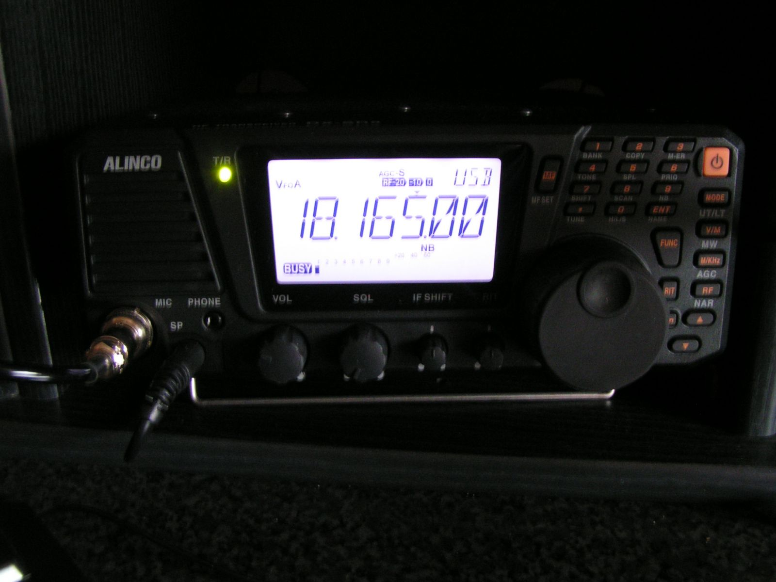ALINCO DX-SR 8