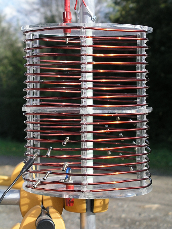 Smart with 40m coil (4)