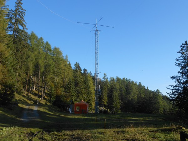Remote Location at 1490 M. ASL