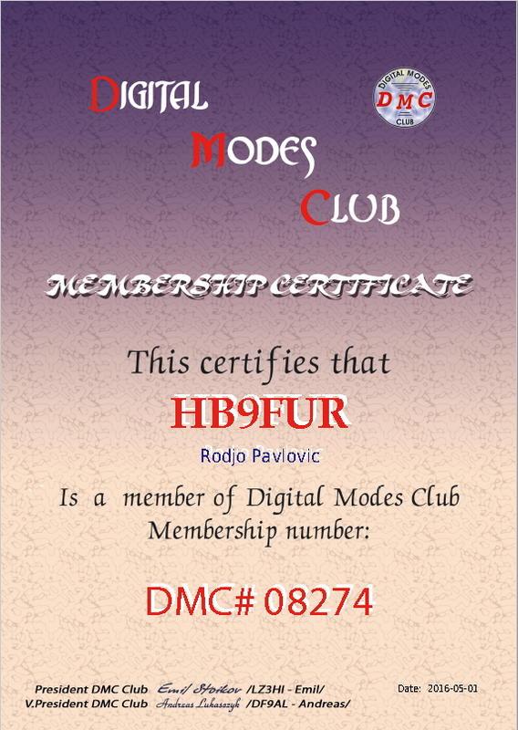 DMC 08274-Member