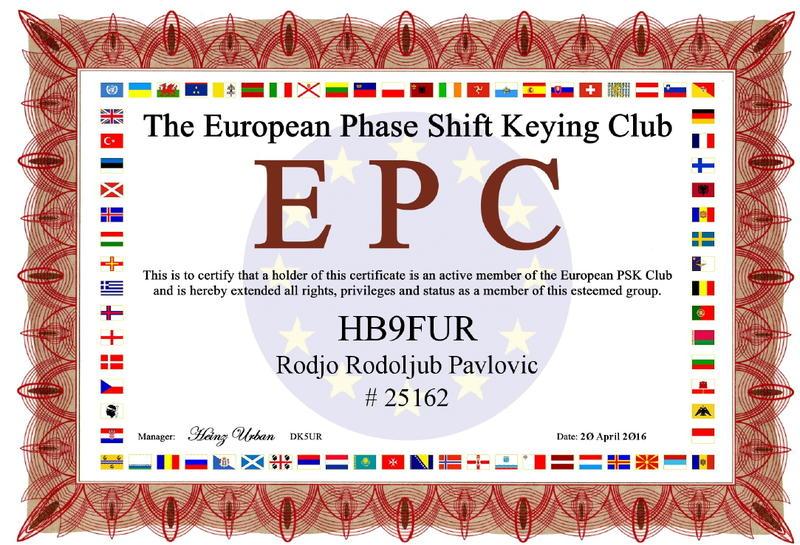 EPC 25162 Member