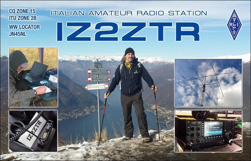 IZ2ZTR Callsign Lookup by QRZ Ham Radio