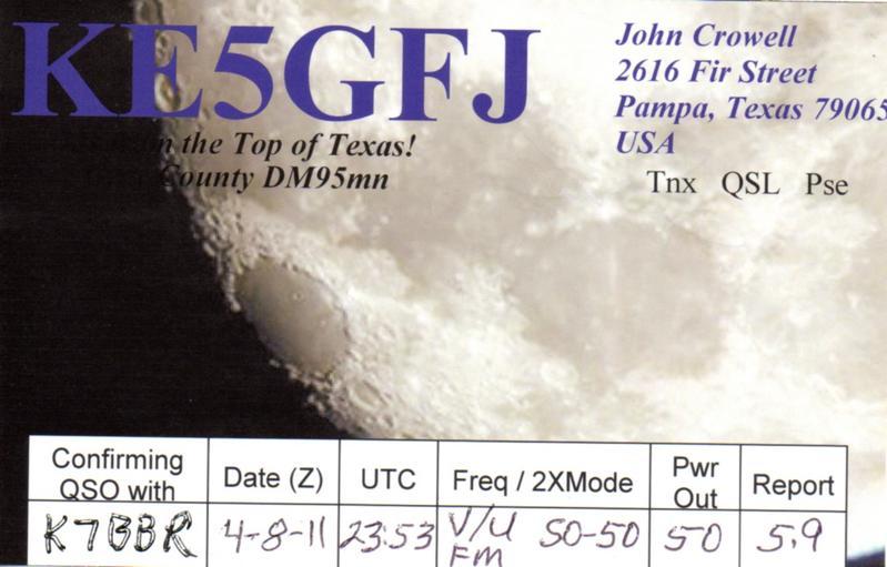 TX Ke5GFJ DM95