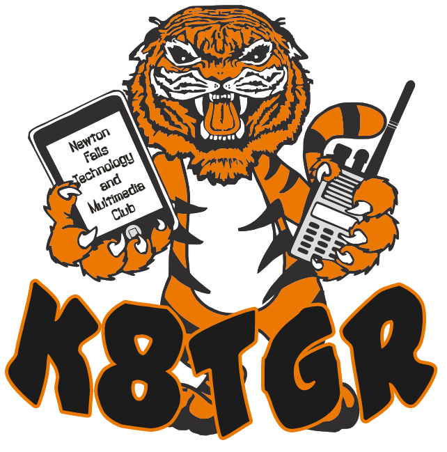 K8TGR - Home of the Tigers On The Air