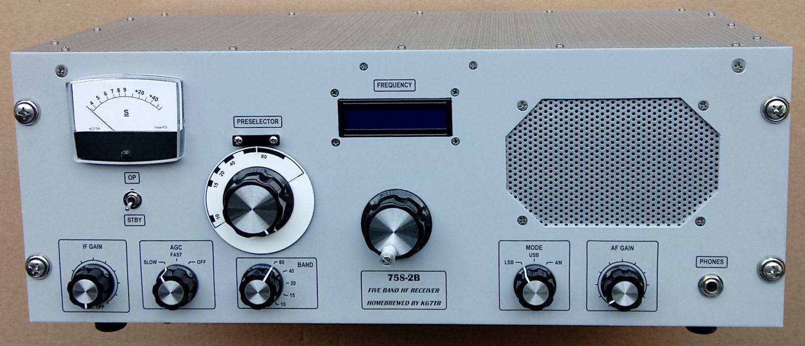 KG7TR - Callsign Lookup by QRZ Ham Radio