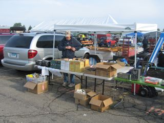 Dayton Flea Market Spot