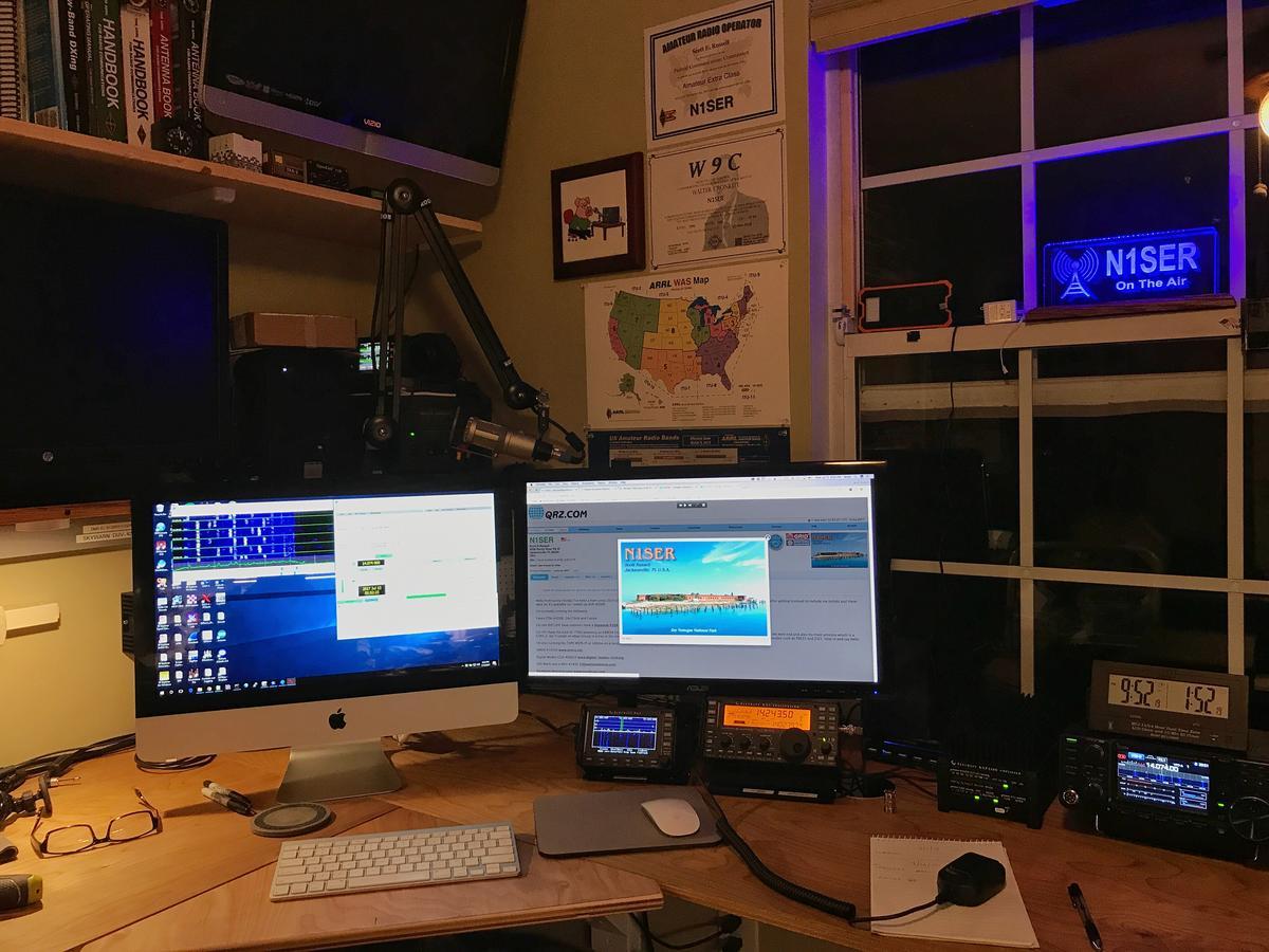 N1SER - Callsign Lookup by QRZ Ham Radio
