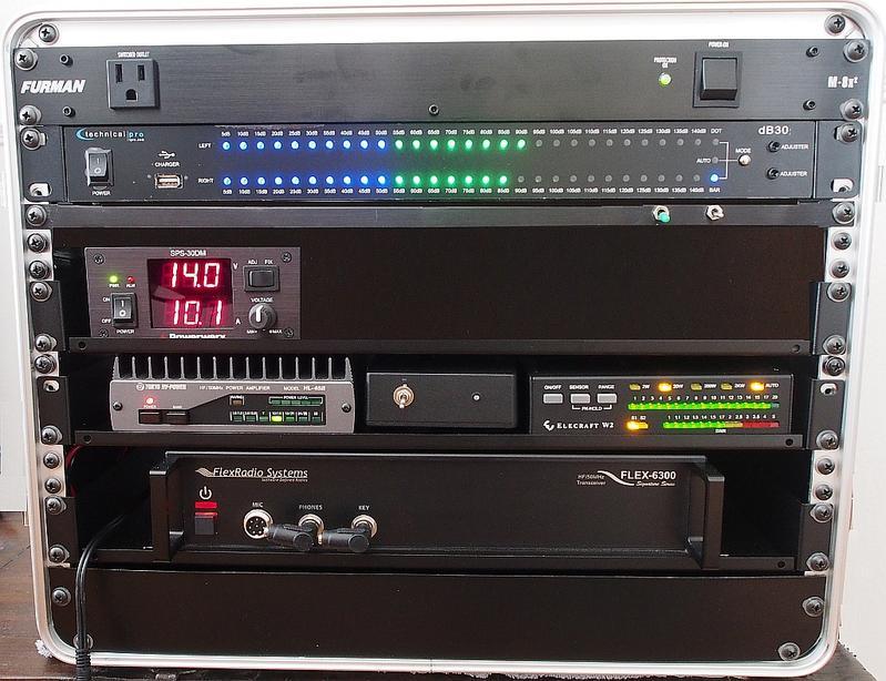 Portable Operation, Flex, Flex Radio, Rack, Rack Mounted