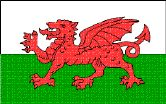 WB9LUR - Heritage - Wales - Welsh - Flag