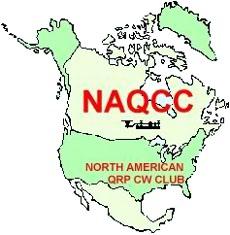 NAQCC North American QRP CW Club - WB9LUR