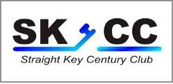SKCC Straight Key Century Club - WB9LUR