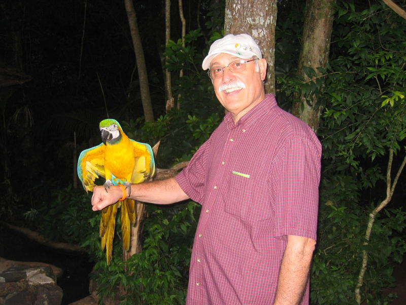 Parque das Aves in Southern Brazil