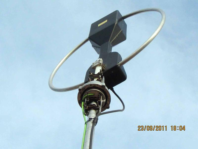 High Q Loop Antenna MFJ1786