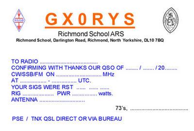 GX0RYS - Callsign Lookup by QRZ Ham Radio