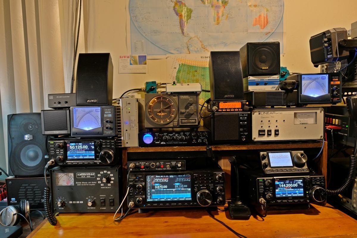ANTENNA HAM RADIO LOOP 222 MHz