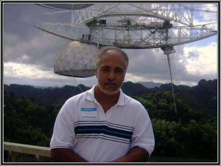 Radio Telescopio de Arecibo PR (El mas grande del Mundo)