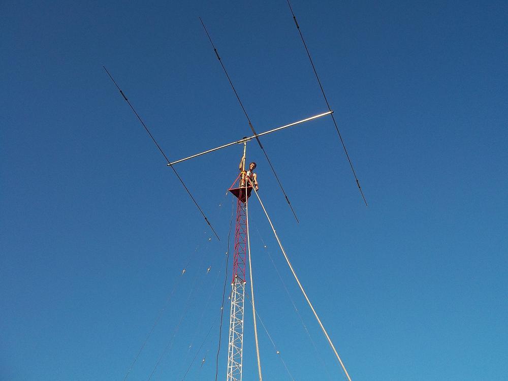 Antena palombo 10-15-20 metros