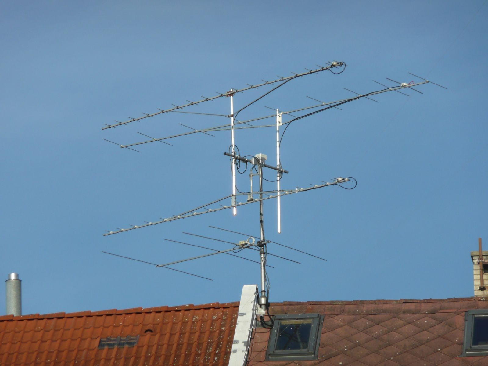 VHF ANT at home QTH