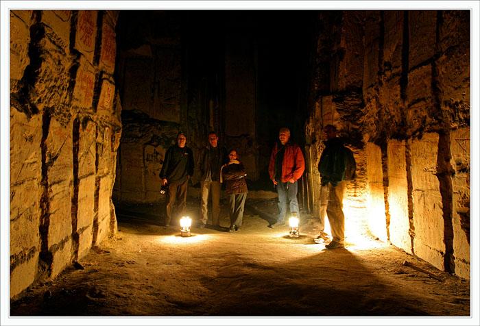 Cave-walkers