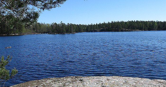 Lake near Finspong