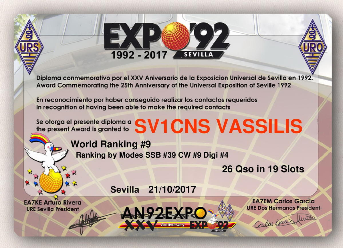 EXPO'92