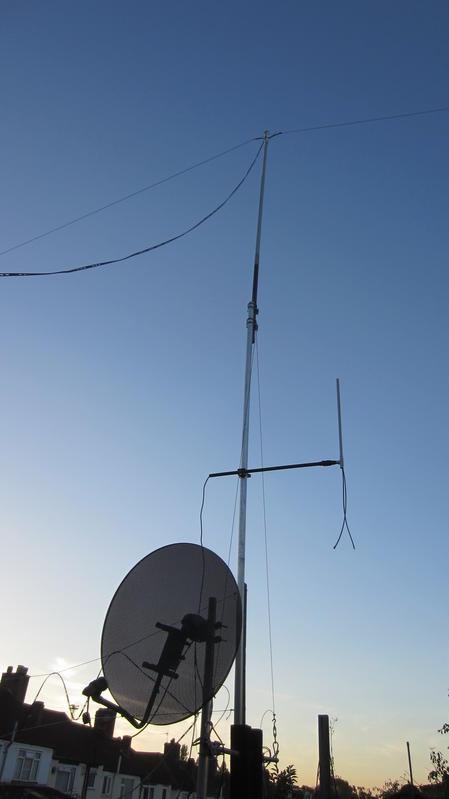 Homemade Scanner Antenna for Under