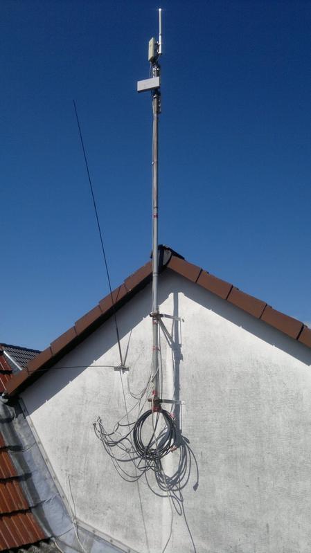 Meine WLAN-Antennen