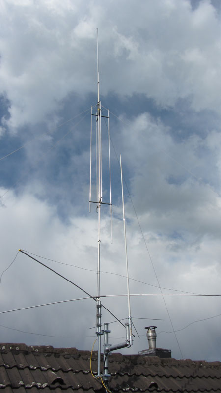 Antenna GAP Titan vertical should be visible ;-)