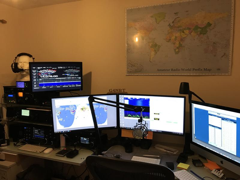 G4NRT - Callsign Lookup by QRZ Ham Radio