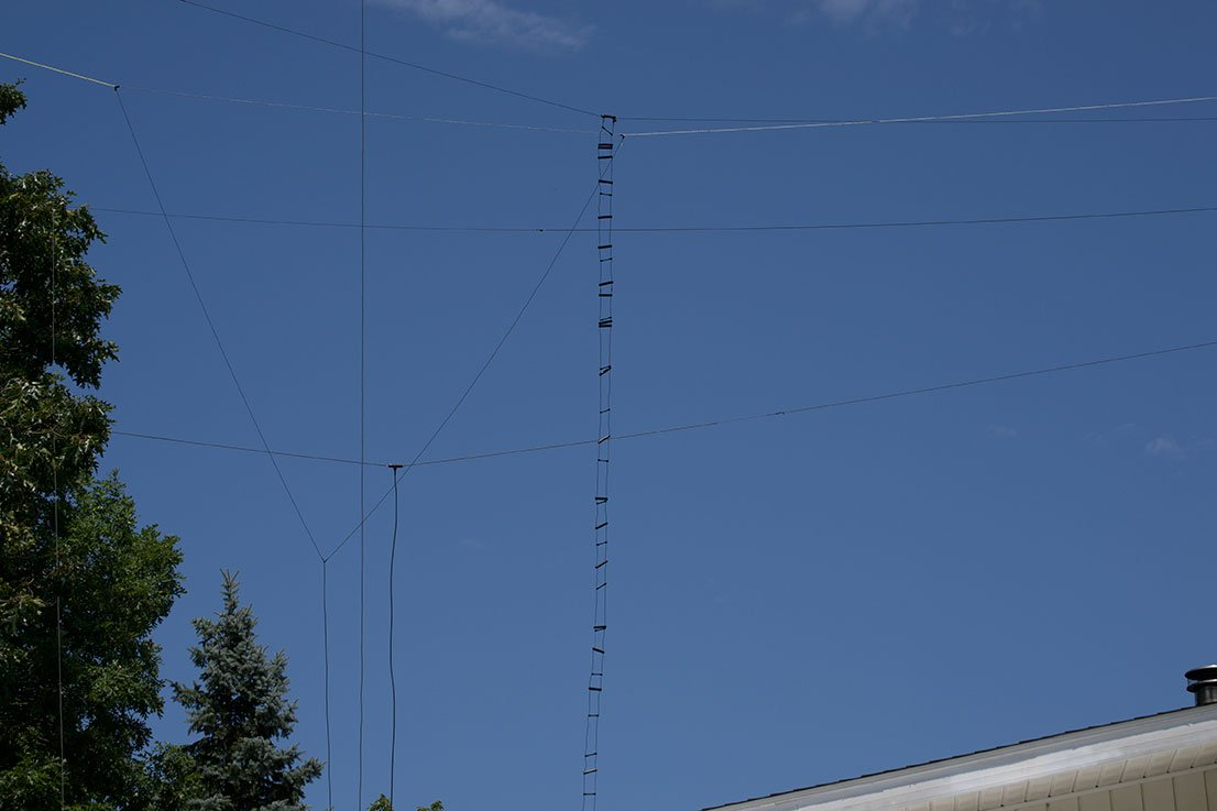 Lazy H Antenna