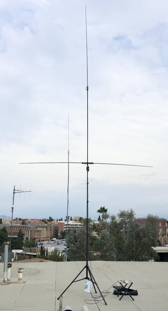 Comet GP-6 2m//70cm Dual band Ham Base station antenna High Power  6db//9 db F//S
