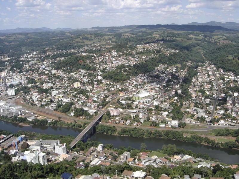 HERVAL D'OESTE - SANTA CATARINA - BRASIL