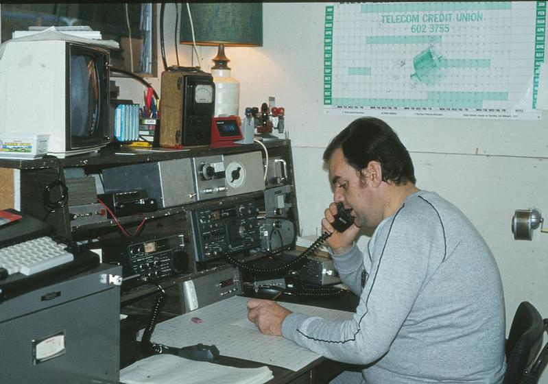 Contesting in 1983