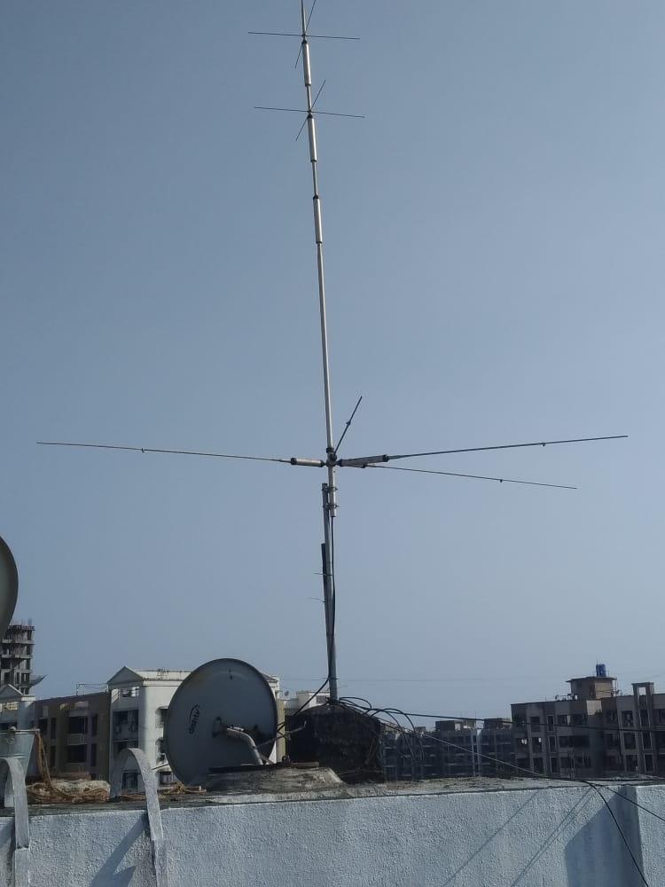 Diamon CP-6 Verrical 40m - 10m