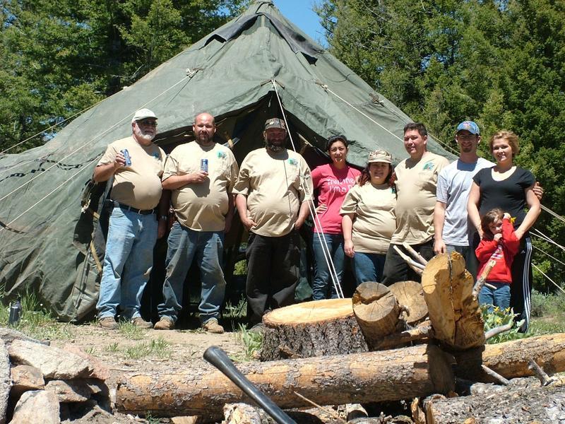 2012 Field day crew