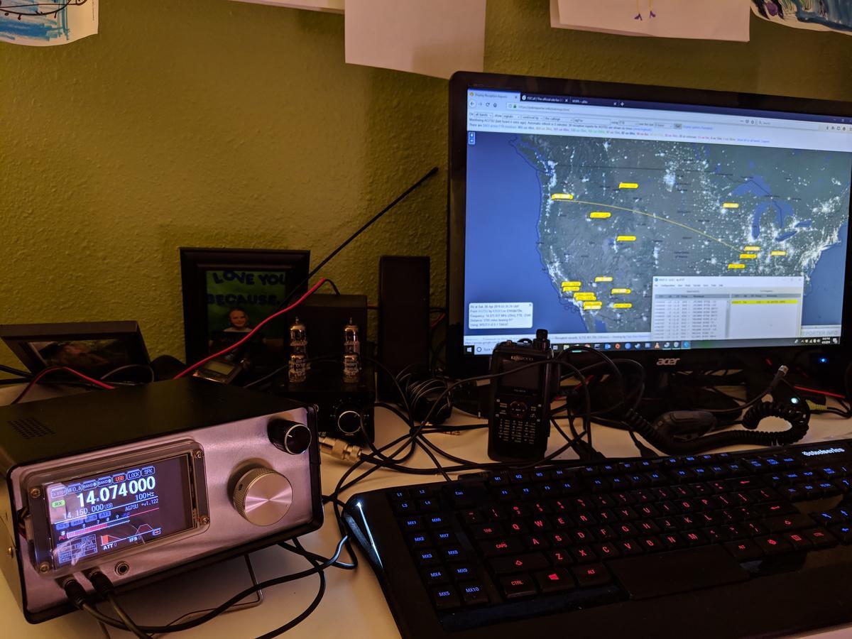 AG7SU - Callsign Lookup by QRZ Ham Radio