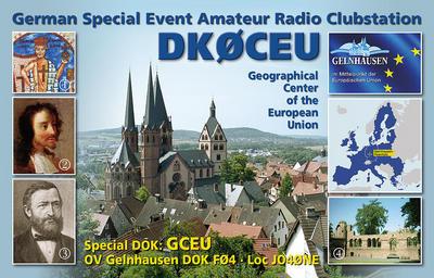 DK0CEU - Callsign Lookup by QRZ Ham Radio
