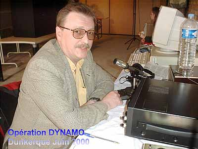 Opération Dynamo Juin 2000 avec lE RC Jean Bart F6KMB